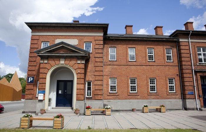 Børnehus København front